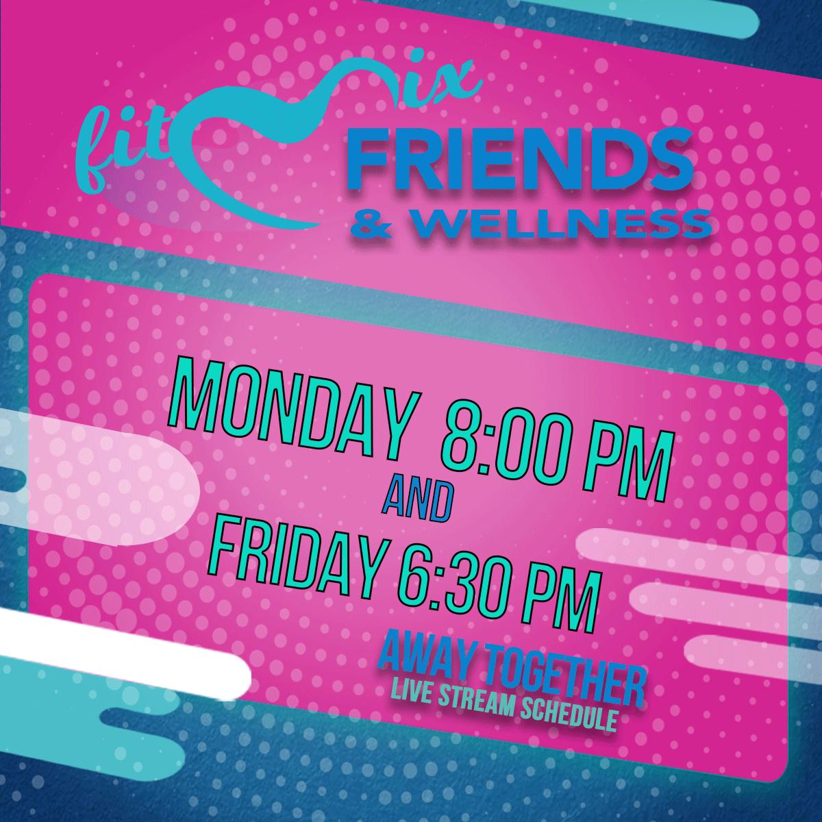 FITMIX FRIENDS & FUN